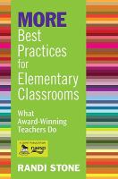 MORE Best Practices for Elementary Classrooms