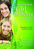 Understanding Girl Bullying and What to Do About It