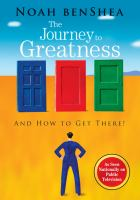 The Journey to Greatness
