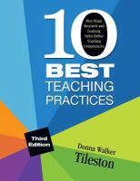 10 Best Teaching Practices