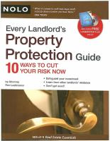 Every Landlord's Property Protection Guide