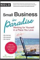 Small Business in Paradise
