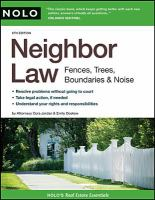 Neighbor Law