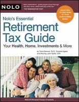 Nolo's Essential Retirement Tax Guide