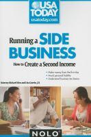 Running A Side Business