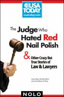 The Judge Who Hated Red Nail Polish