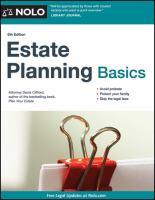Estate Planning Basics