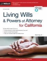 Living Wills & Powers of Attorney for California