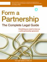 Form A Partnership