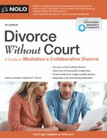 Divorce Without Court