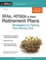 IRAs, 401(k)s & Other Retirement Plans