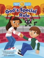 God's Special Rule /cwritten by Marjorie Redford and Courtney Rice ; Illustrated by Scott Burroughs