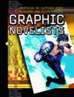 UXL Graphic Novelists