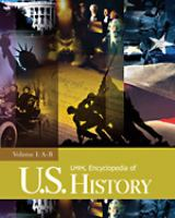 UXL Encyclopedia of U.S. History