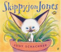 Cover of #8: Skippyjon Jones