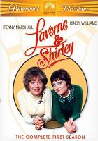 Laverne & Shirley, The Complete First Season, Disc 1