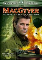 MacGyver, the Complete Third Season
