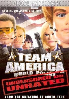 Cover image for Team America