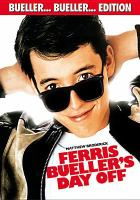 Ferris Bueller's Day Off (DVD cover)