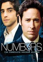 Numb3rs, the Complete Second Season