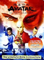 Avatar, the last airbender. Book 1, Water, Disc 1