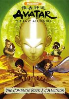 Avatar, the Last Airbender, the Complete Book 2 Collection