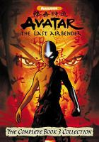 Avatar, the last airbender. The complete book 3 collection = 降世神通 - Avatar, the Last Airbender