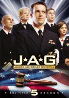 JAG, Judge Advocate General. The Fifth Season