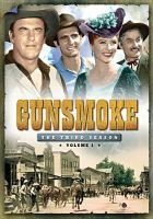 Gunsmoke Season 3 Volume 1
