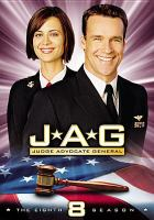 JAG, Judge Advocate General: the Complete Eighth Season