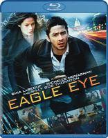 Eagle Eye(Blu-ray DVD,Shia LeBeouf)