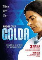 A woman called Golda [videorecording (DVD)]