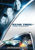 STAR TREK VIII - FIRST CONTACT (DVD)