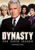 Dynasty. The sixth season, Volume one