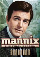 Mannix. The final season