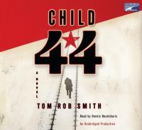 Child 44 a novel