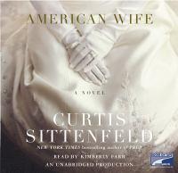 American wife a novel