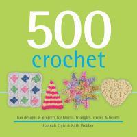500 Crochet