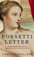 The Rossetti Letter