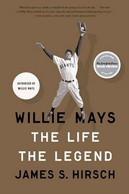 Cover image for Willie Mays