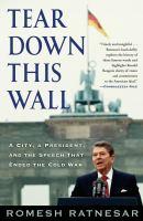 Tear Down This Wall