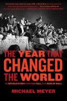 The Year That Changed the World