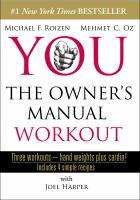 You : the Owner's Manual Workout