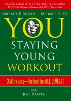 You Staying Young Workout With Joel Harper