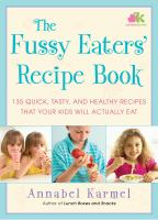 The Fussy Eaters' Recipe Book