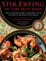 Stir-frying to the Sky's Edge