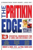 The Pritikin Edge