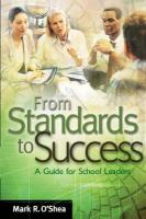 From Standards to Success