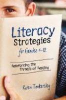 Literacy Strategies For Grades 4-12