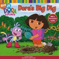 Dora's Big Dig